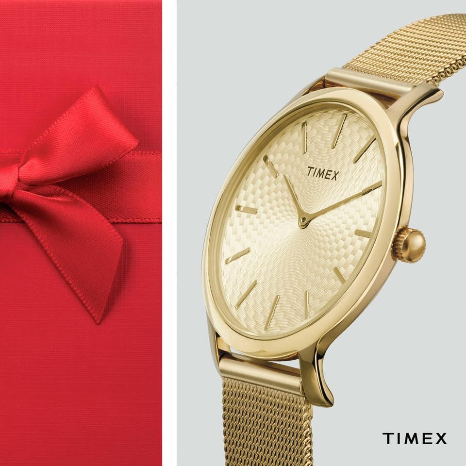 Zegarek damski Timex metropolitan TW2R36100 - duże 3