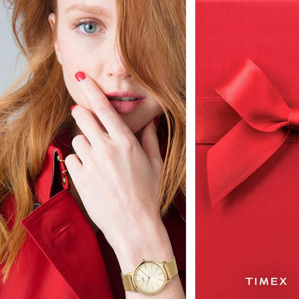Zegarek damski Timex metropolitan TW2R36100 - duże 5