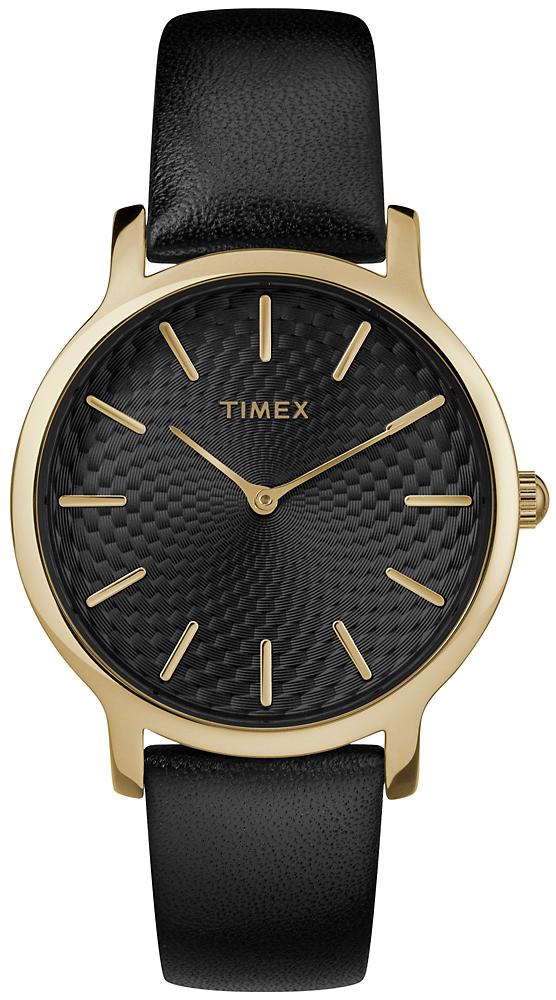 Zegarek damski Timex metropolitan TW2R36400 - duże 1