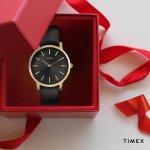 Zegarek damski Timex metropolitan TW2R36400 - duże 4