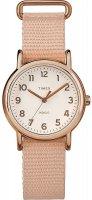 Zegarek damski Timex weekender TW2R59900 - duże 1