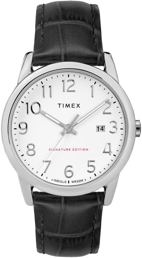 Zegarek męski Timex easy reader TW2R64900 - duże 1