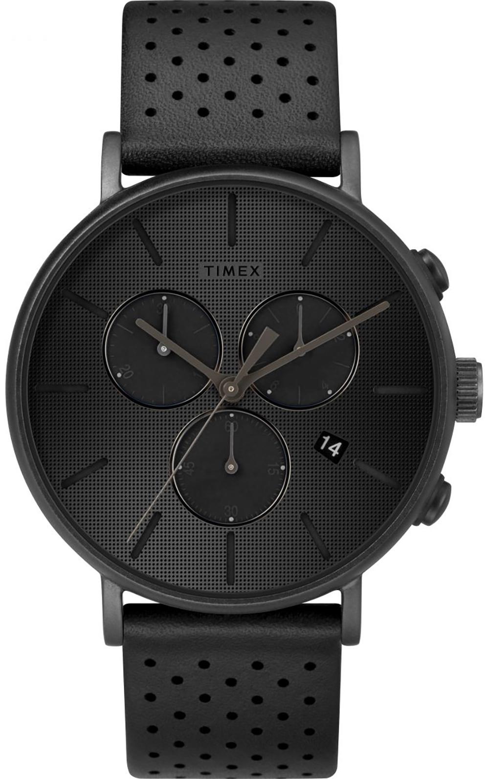 Zegarek męski Timex fairfield TW2R79800 - duże 1