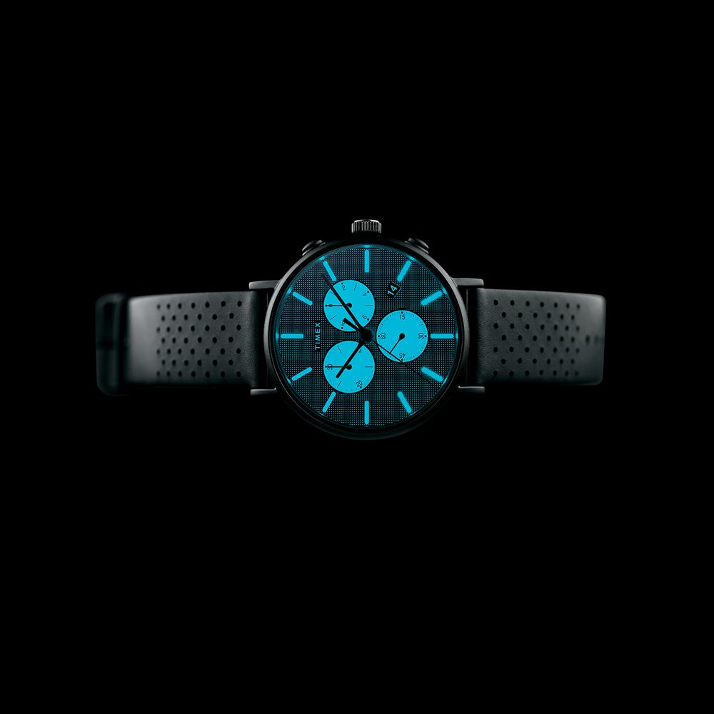 Zegarek męski Timex fairfield TW2R79800 - duże 3