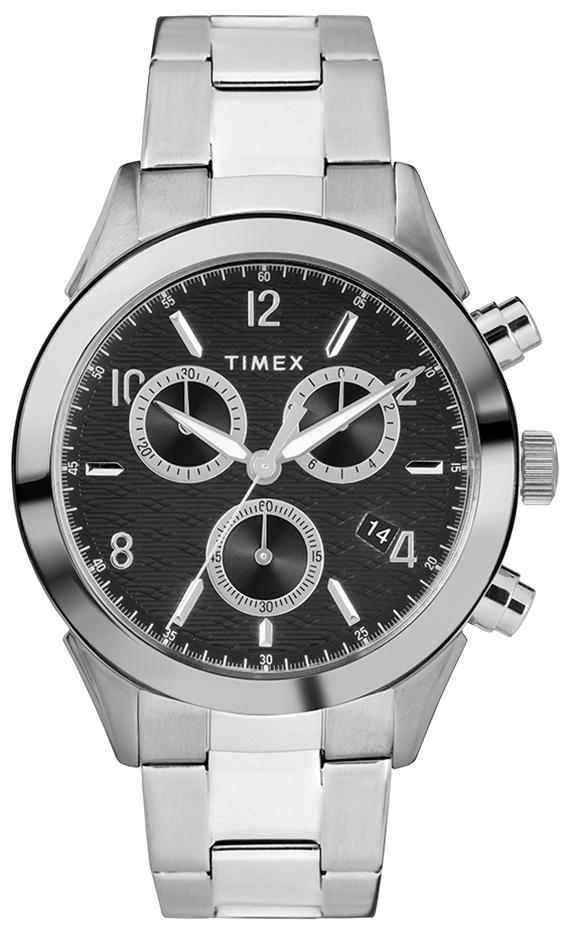 Zegarek męski Timex torrington TW2R91000 - duże 1