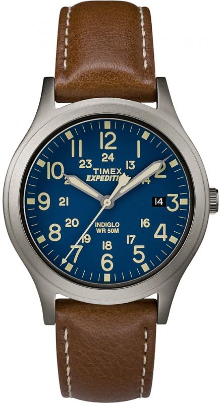 Zegarek męski Timex expedition TW4B11100 - duże 1