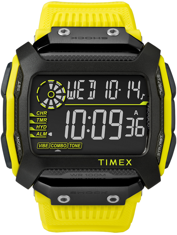 Zegarek męski Timex command TW5M18500 - duże 1