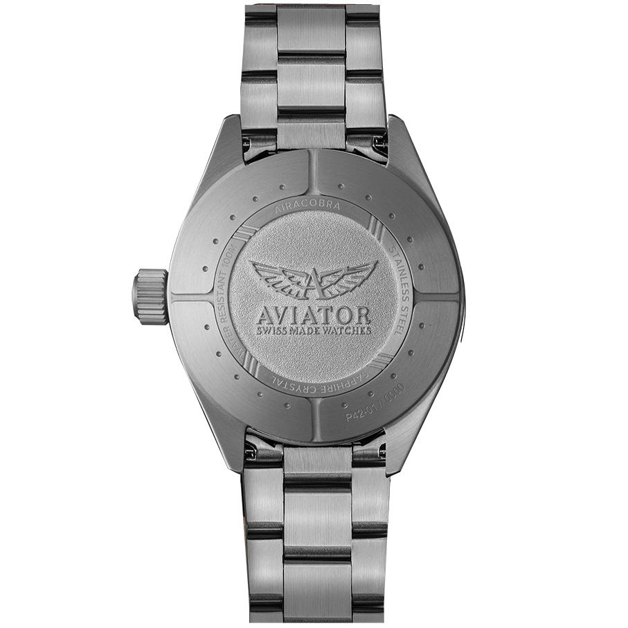 Zegarek męski Aviator airacobra V.1.22.0.148.5 - duże 1