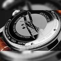 Zegarek męski Aviator bristol V.3.07.0.019.4 - duże 2
