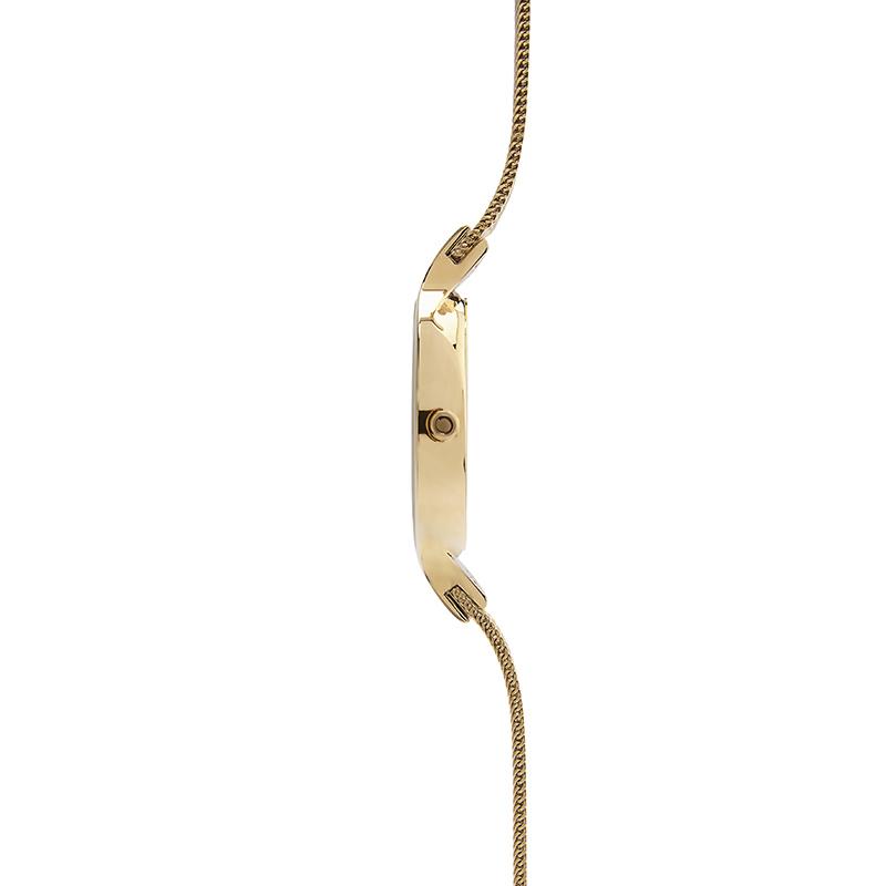 Zegarek damski Obaku Denmark slim V173LXGGMG - duże 1