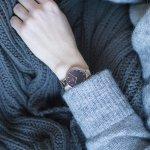Zegarek damski Obaku Denmark slim V173LXVNMN - duże 5