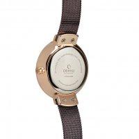 Zegarek damski Obaku Denmark slim V177LEVNMN - duże 3