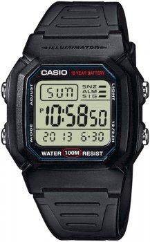 Zegarek męski Casio W-800H-1AVEF