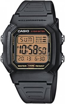 Zegarek męski Casio W-800HG-9AVEF