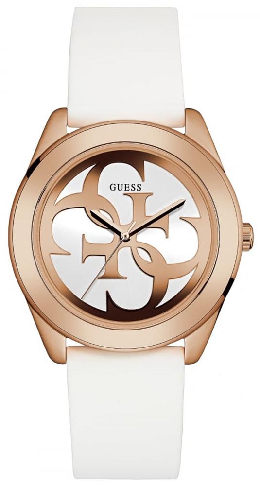Zegarek damski Guess pasek W0911L5 - duże 1