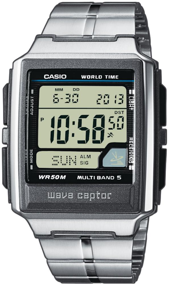 Zegarek męski Casio radio controlled WV-59DE-1AVEF - duże 1