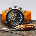 Zegarek męski Vostok Europe lunokhod YM86-620A506 - duże 4