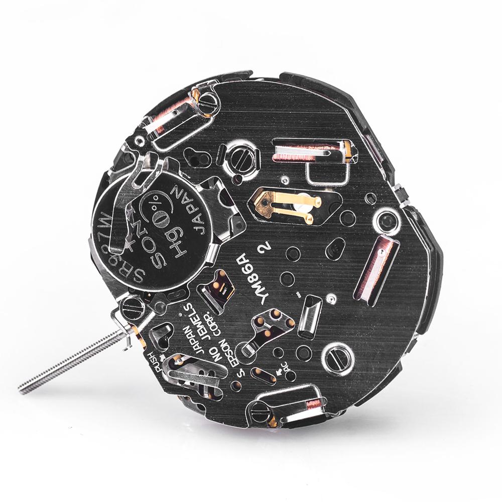 Zegarek męski Vostok Europe lunokhod YM86-620A506 - duże 2