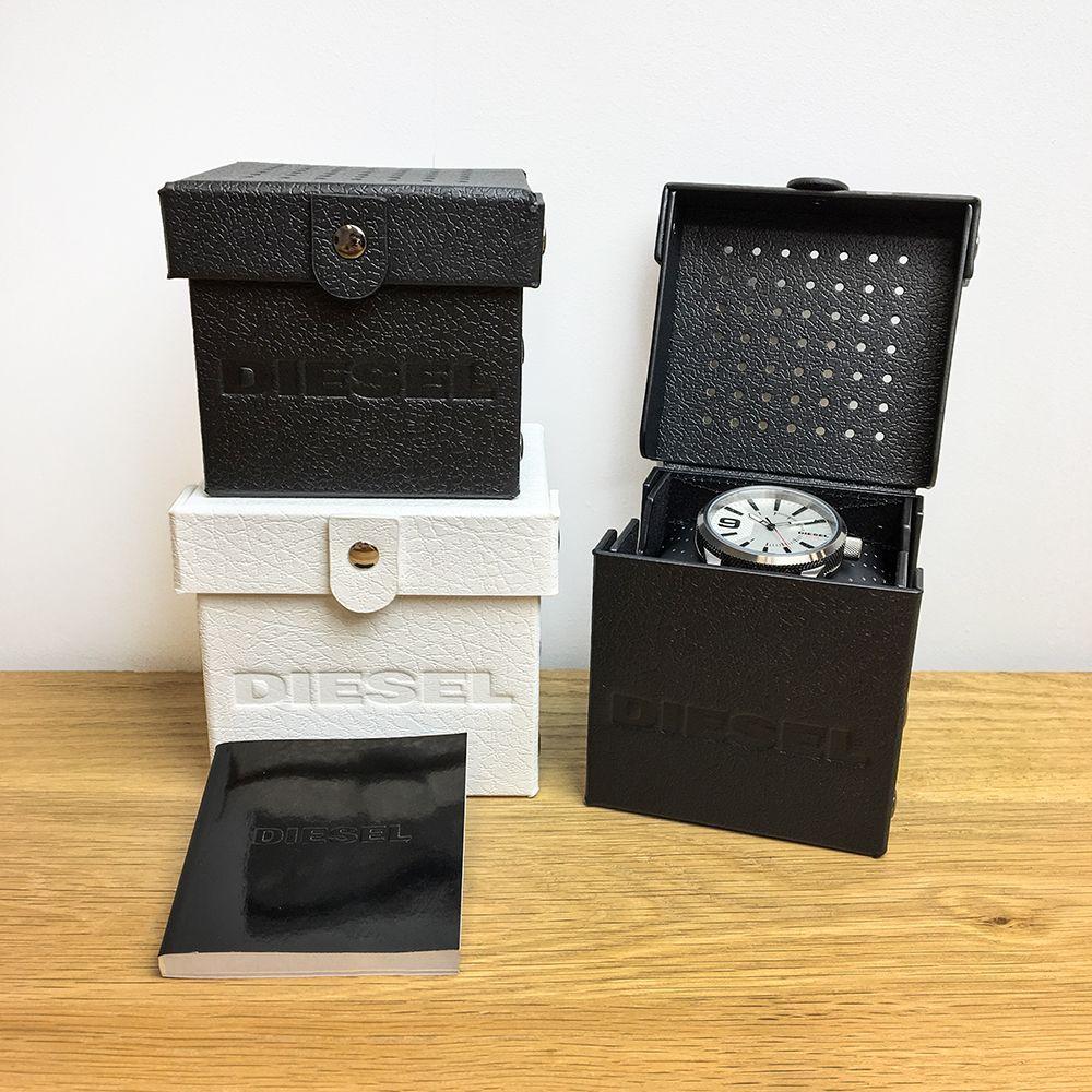Zegarek męski Diesel ms9 chrono DZ4528 - duże 3