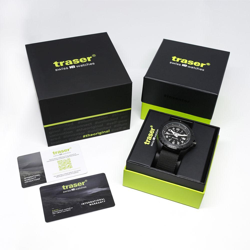 Zegarek męski Traser p96 outdoor pioneer evolution TS-109037 - duże 8