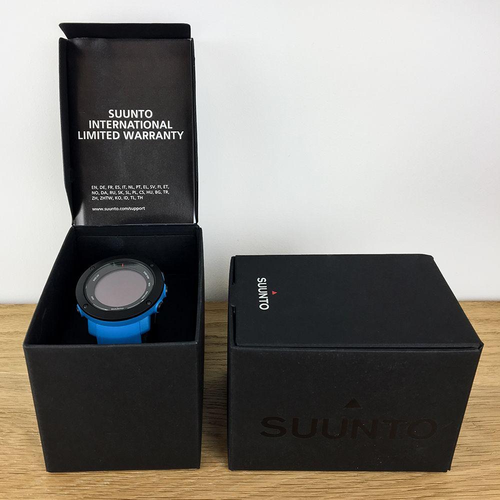 Zegarek męski Suunto ambit3 SS020133000 - duże 7