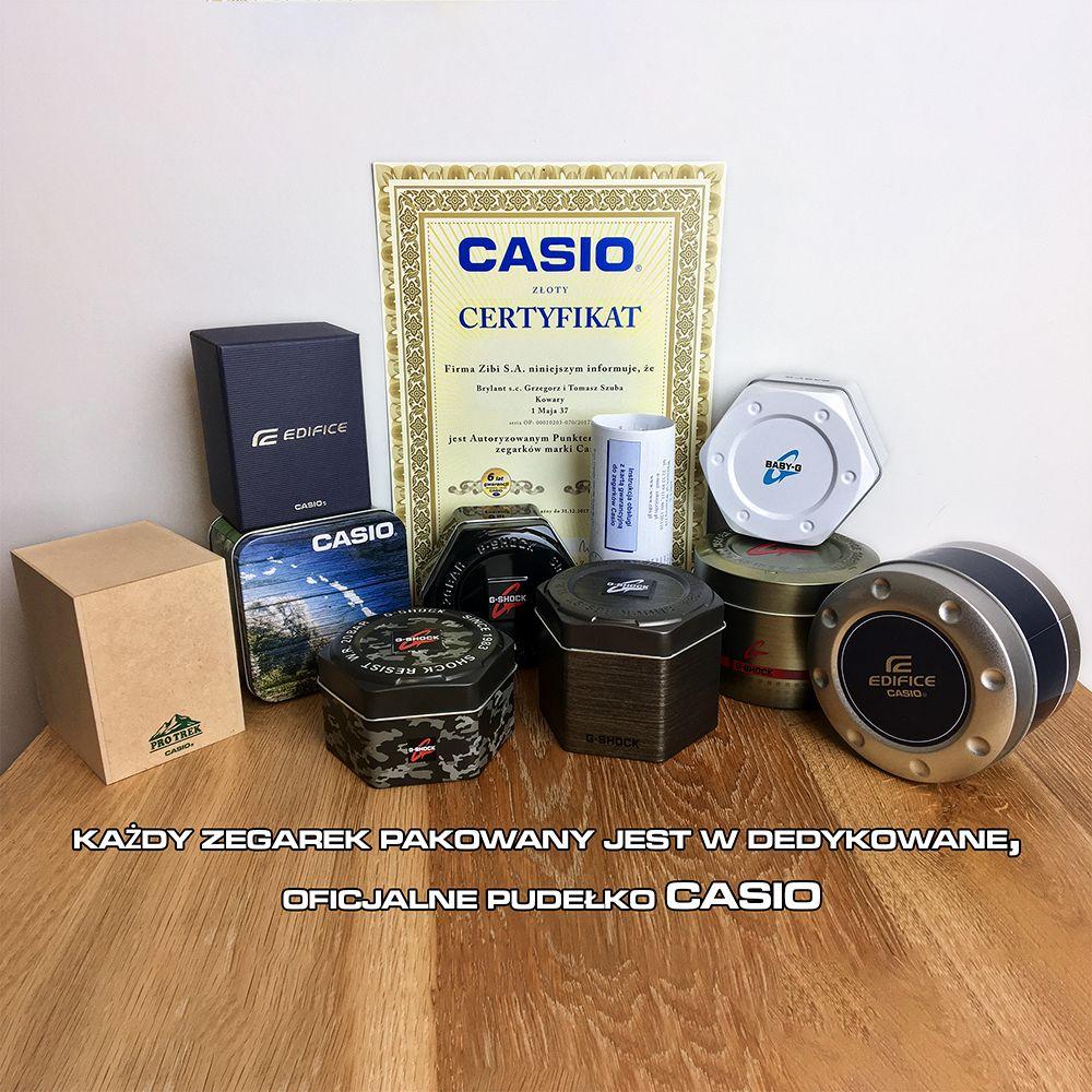 Zegarek damski Casio baby-g MSG-S200DG-4AER - duże 7
