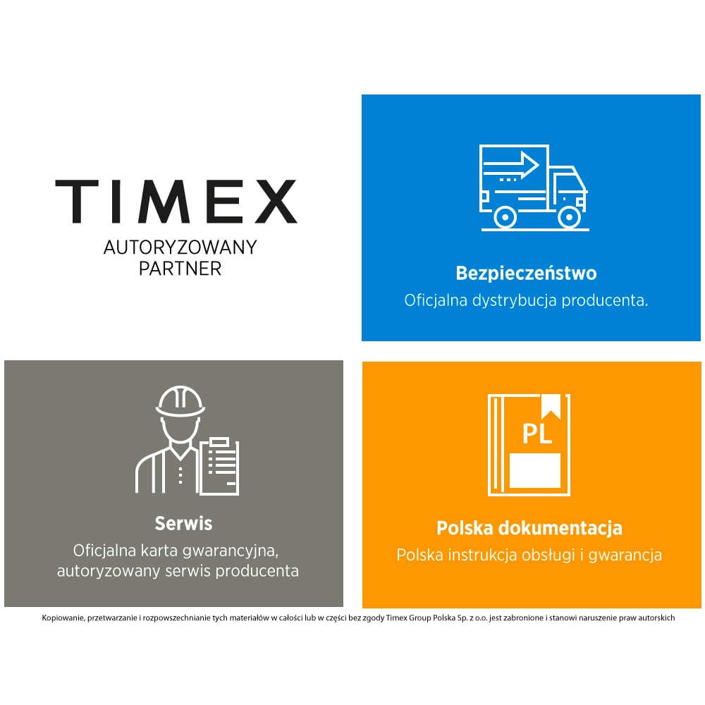 Zegarek męski Timex fairfield TW2R79800 - duże 10