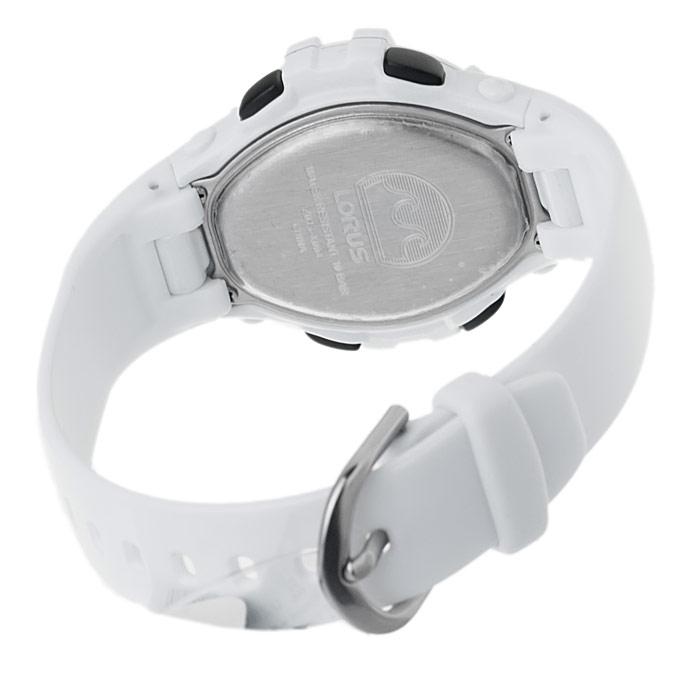 Zegarek damski Lorus sportowe R2383HX9 - duże 4