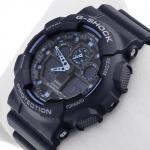 Zegarek męski Casio g-shock original GA-100-1A2ER - duże 3