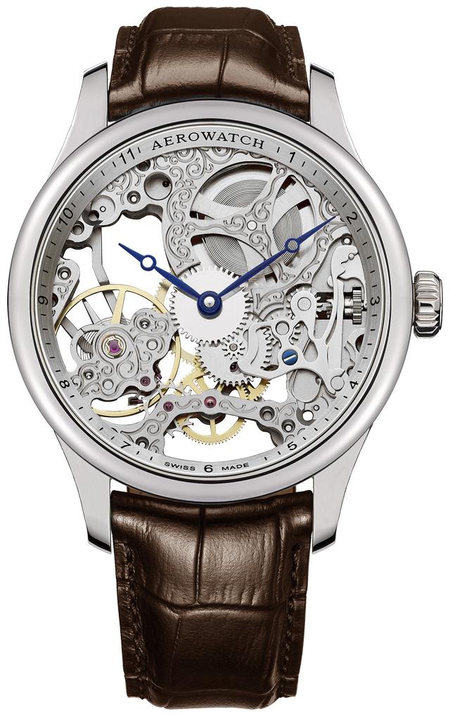 Zegarek męski Aerowatch renaissance 57981-AA01 - duże 1