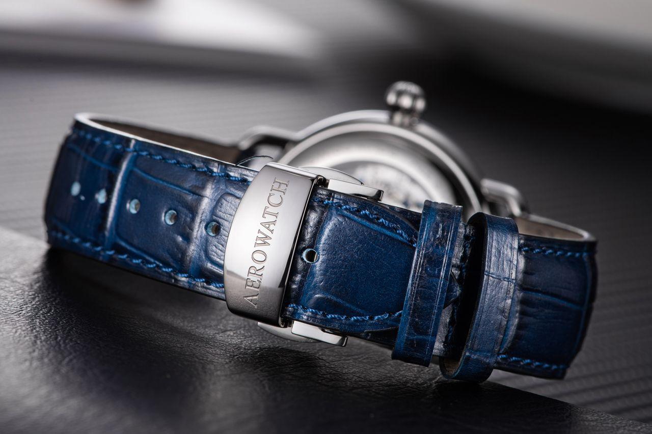 Zegarek męski Aerowatch 1942 60900-AA22 - duże 6