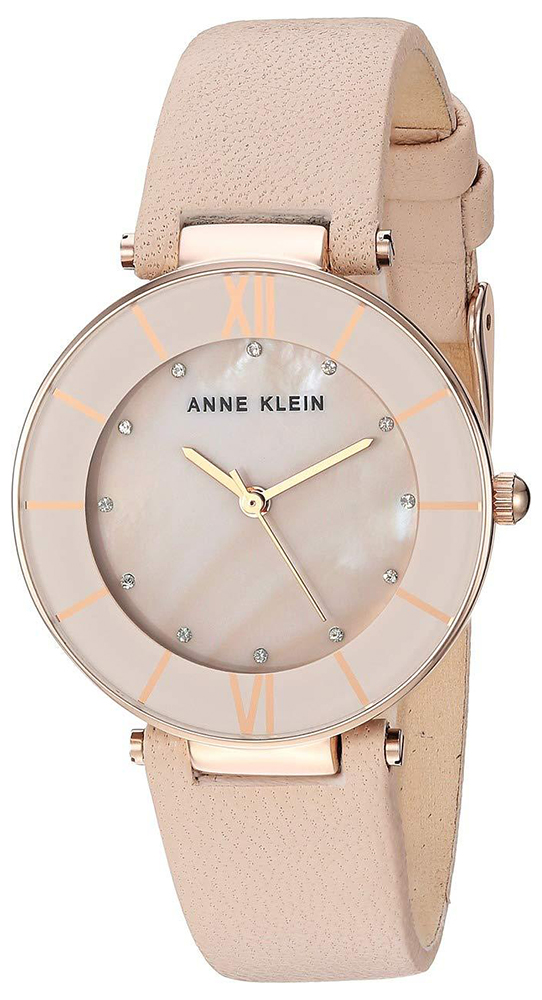 Zegarek damski Anne Klein pasek AK-3272RGLP - duże 1
