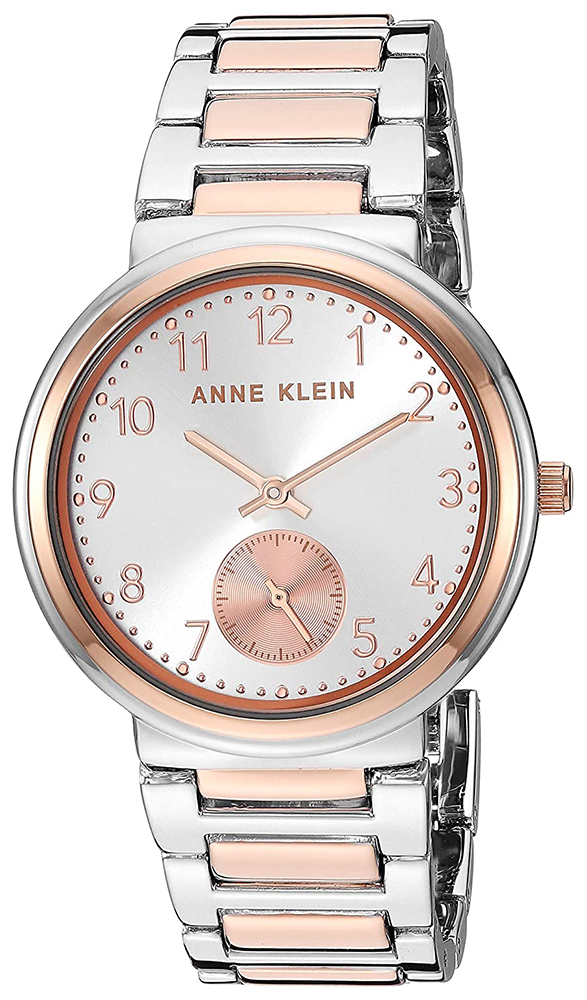 Zegarek damski Anne Klein bransoleta AK-3407SVRT - duże 1