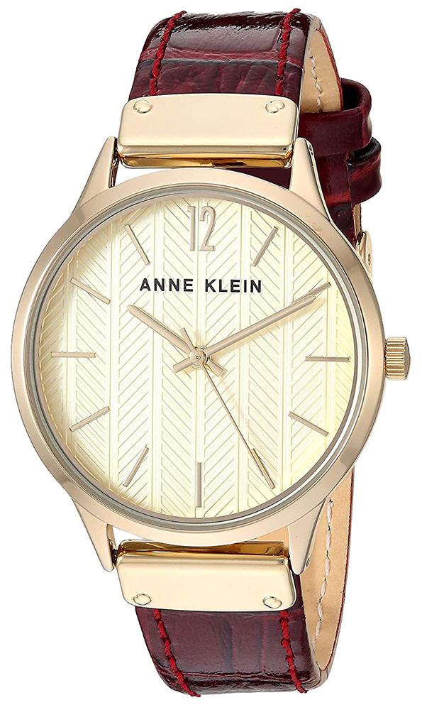 Zegarek damski Anne Klein pasek AK-3550CHBY - duże 1