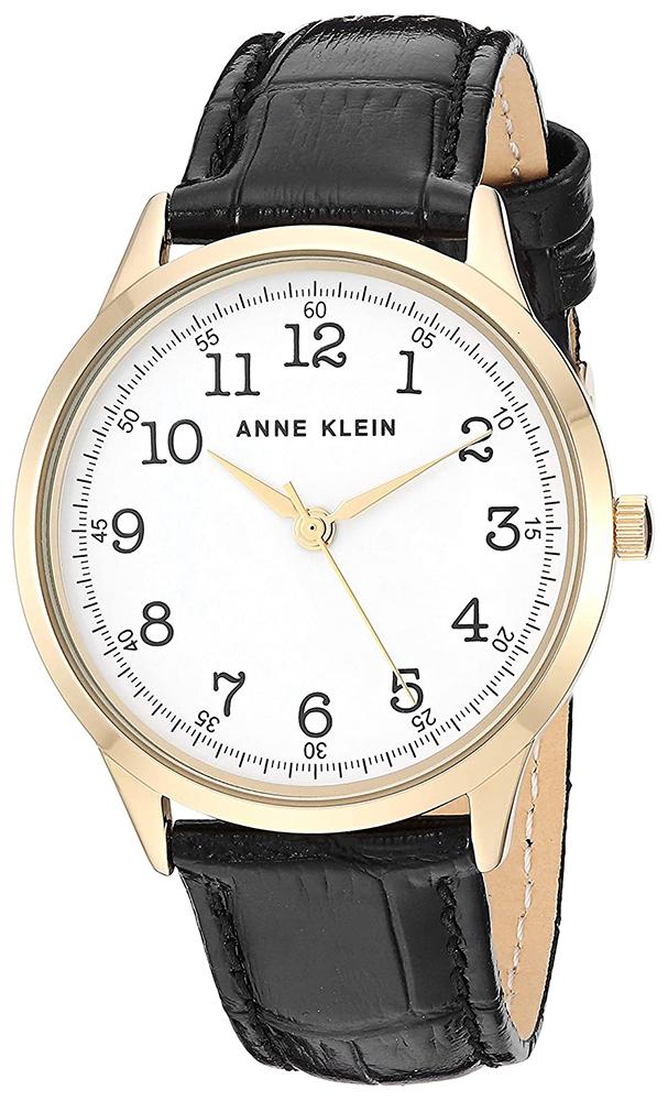 Zegarek damski Anne Klein pasek AK-3560WTBK - duże 1