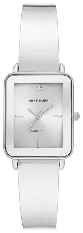 Zegarek damski Anne Klein bransoleta AK-3601SVSV - duże 1