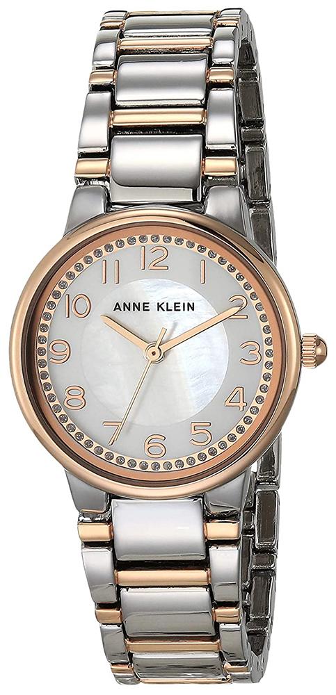 Zegarek damski Anne Klein bransoleta AK-3605MPRT - duże 1