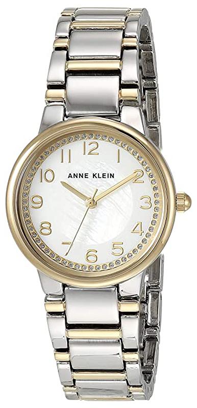 Zegarek damski Anne Klein bransoleta AK-3605MPTT - duże 1