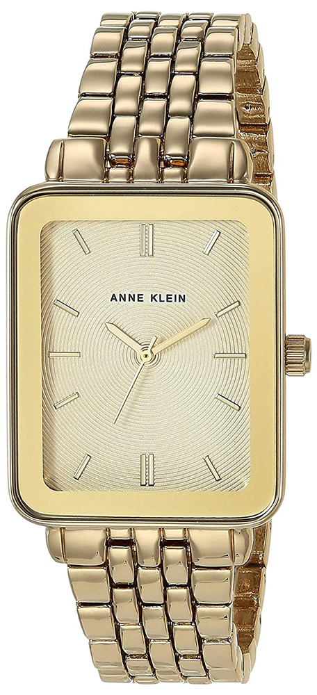 Zegarek damski Anne Klein bransoleta AK-3614CHGB - duże 1