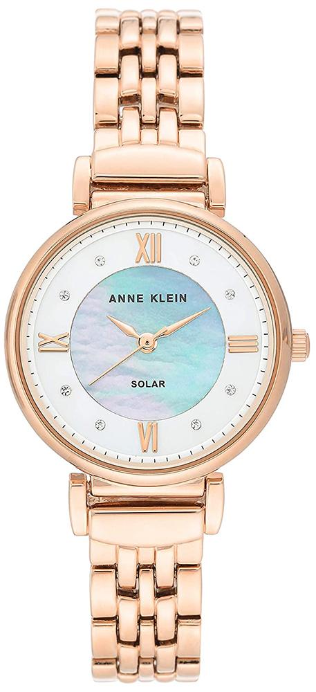 Zegarek damski Anne Klein bransoleta AK-3630MPRG - duże 1