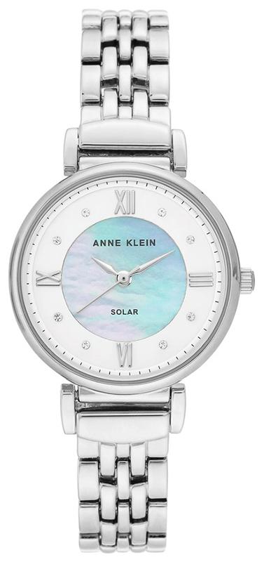 Zegarek damski Anne Klein bransoleta AK-3631MPSV - duże 1