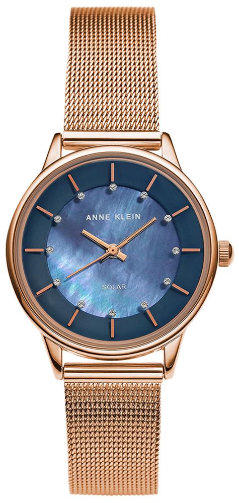 Zegarek damski Anne Klein bransoleta AK-3722NMRG - duże 1