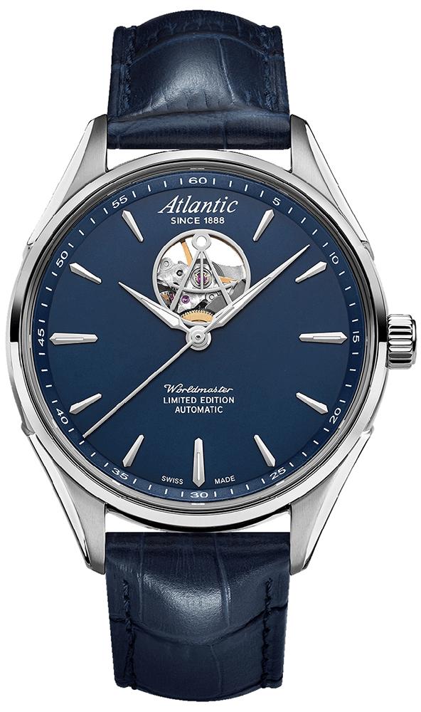 Zegarek męski Atlantic worldmaster 52780.41.51 - duże 1