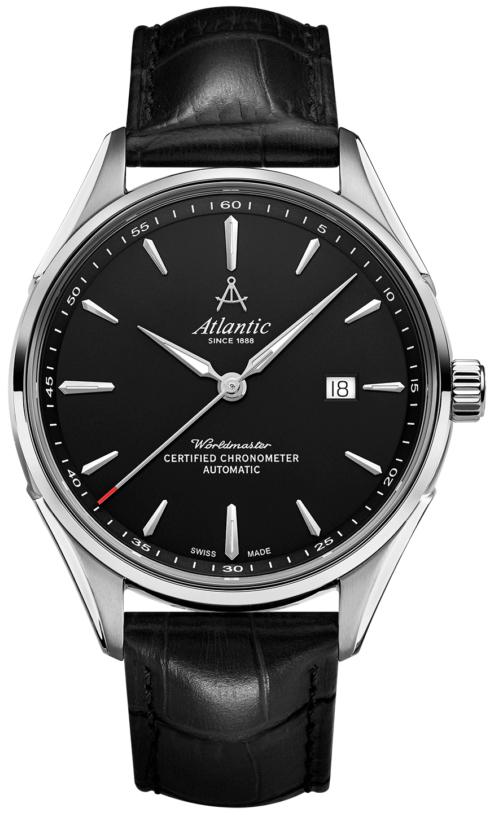 Zegarek męski Atlantic worldmaster 52781.41.61 - duże 1