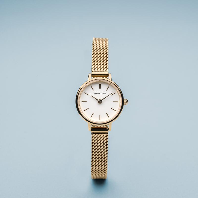 Zegarek damski Bering classic 11022-334-SET - duże 7