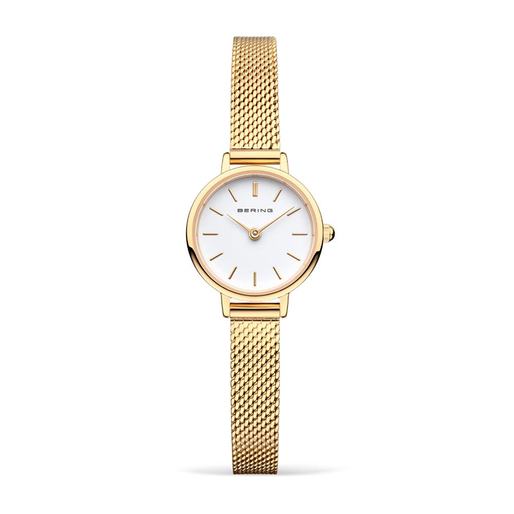 Zegarek damski Bering classic 11022-334-SET - duże 2