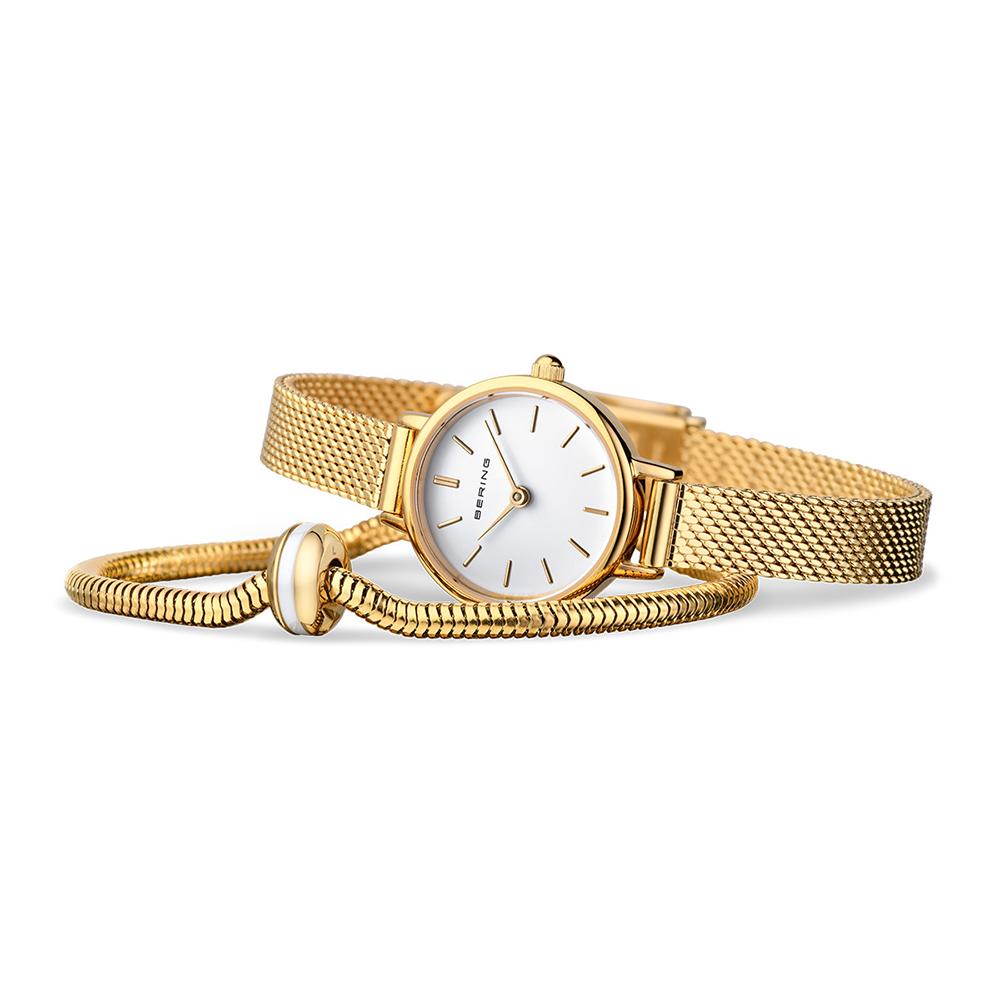Zegarek damski Bering classic 11022-334-SET - duże 1
