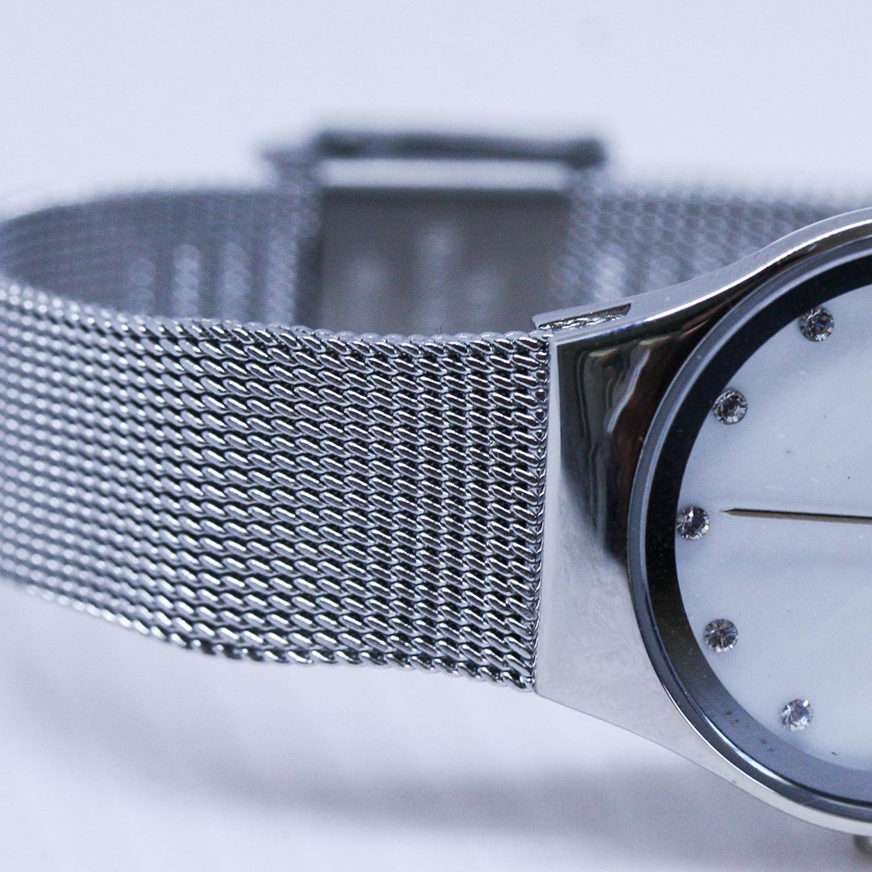 Zegarek damski Bering classic 12924-000-POWYSTAWOWY - duże 2