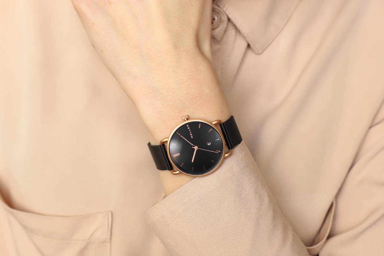 Zegarek damski Meller denka W3R-2BLACK - duże 6