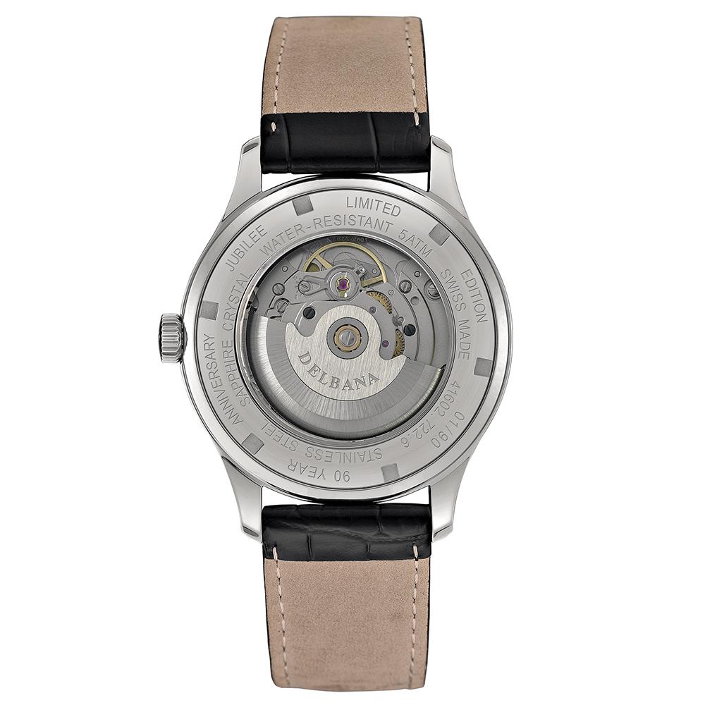 Zegarek męski Delbana recordmaster 41602.722.6.032 - duże 1